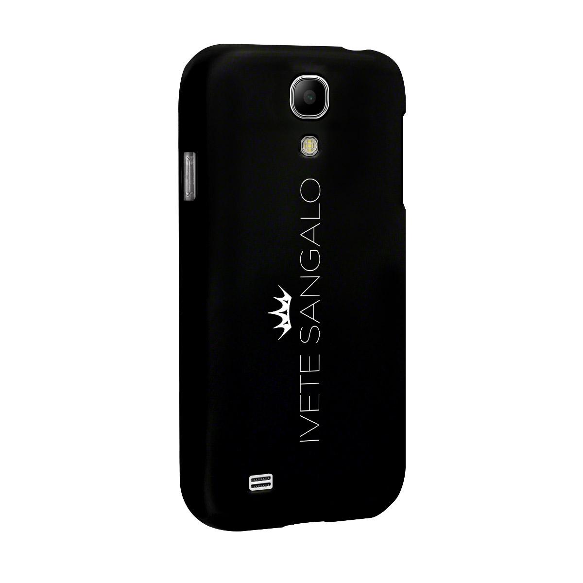 Capa de Celular Samsung Galaxy S4 Ivete Sangalo Logo