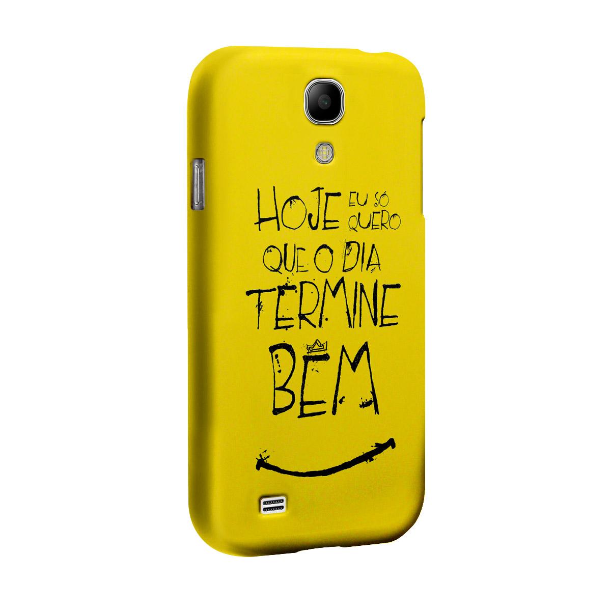 Capa de Celular Samsung Galaxy S4 Thiaguinho Simples Desejo