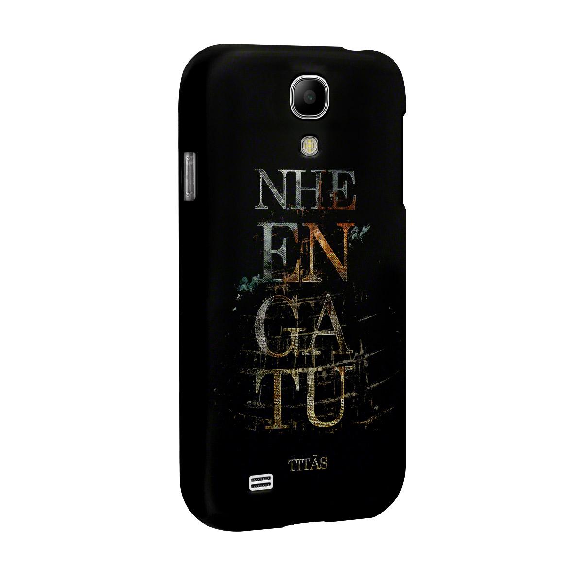 Capa de Celular Samsung Galaxy S4 Titãs Nheengatu