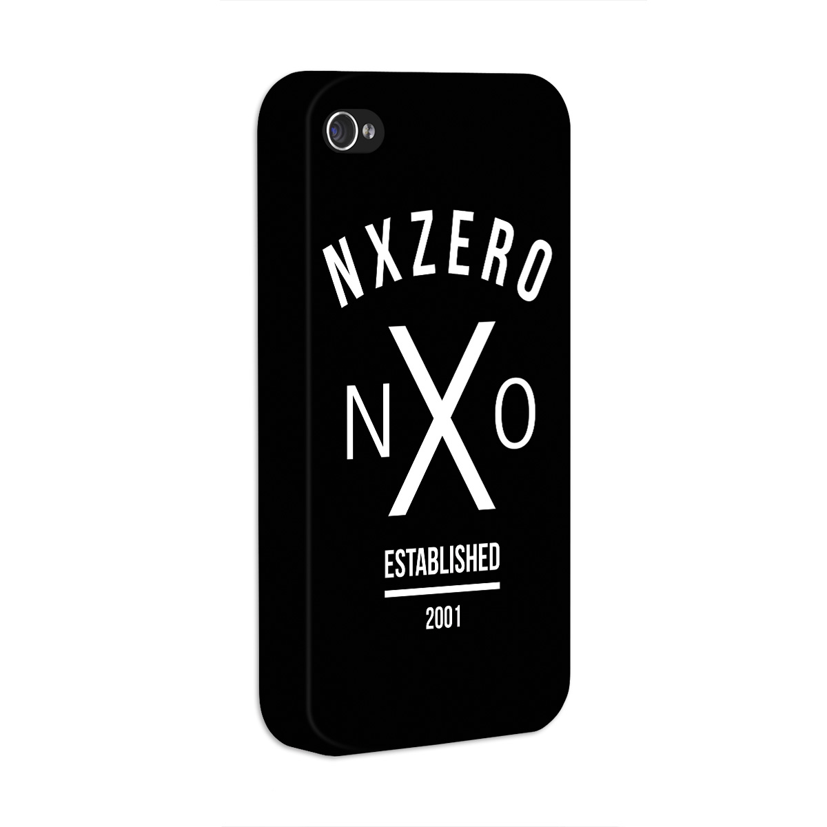 Capa de iPhone 4/4S NXZero NX0