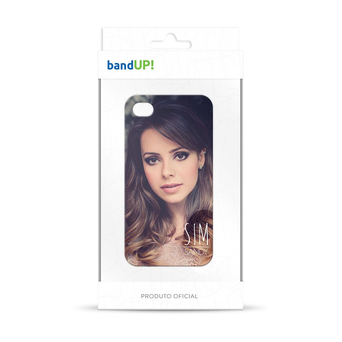 Capa de iPhone 4/4S Sandy Sim 2