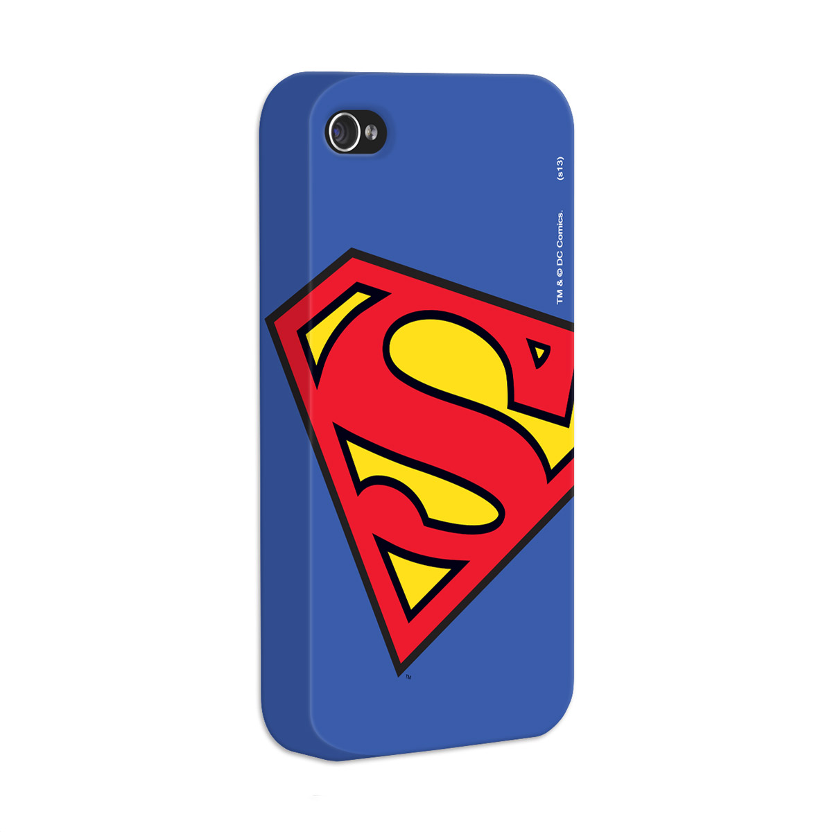 Capa de iPhone 4/4S Superman - Logo Superman Oficial