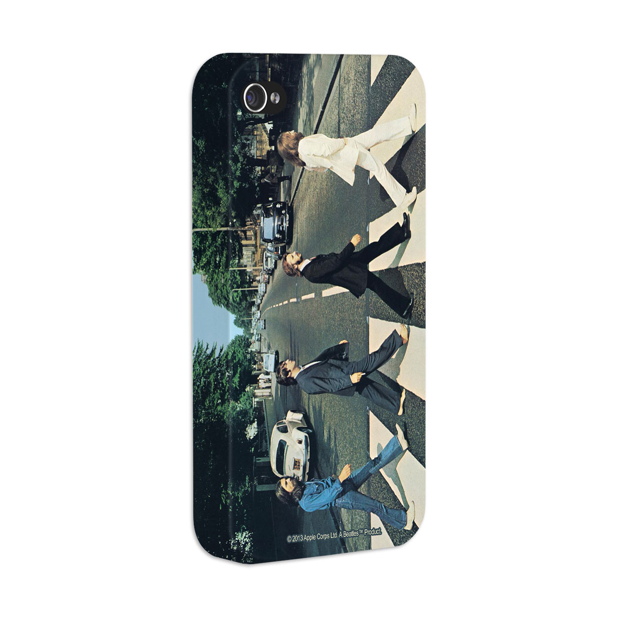 Capa de iPhone 4/4S The Beatles Abbey Road Original