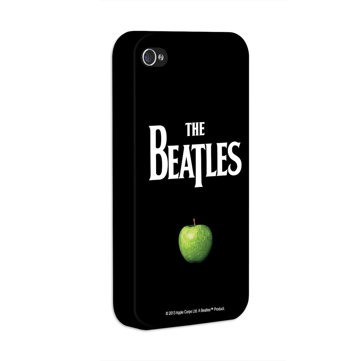 Capa de iPhone 4/4S The Beatles Apple Basic