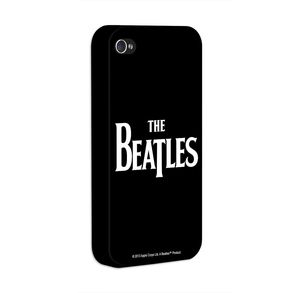 Capa de iPhone 4/4S The Beatles Classic Logo