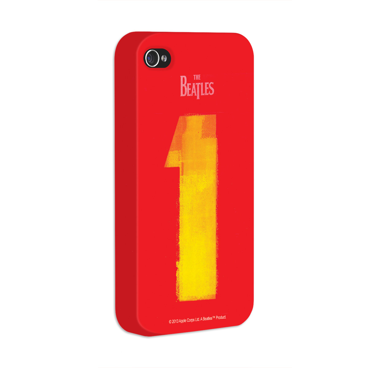 Capa de iPhone 4/4S The Beatles One