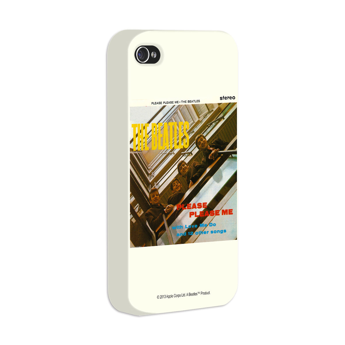 Capa de iPhone 4/4S The Beatles Please Please Me