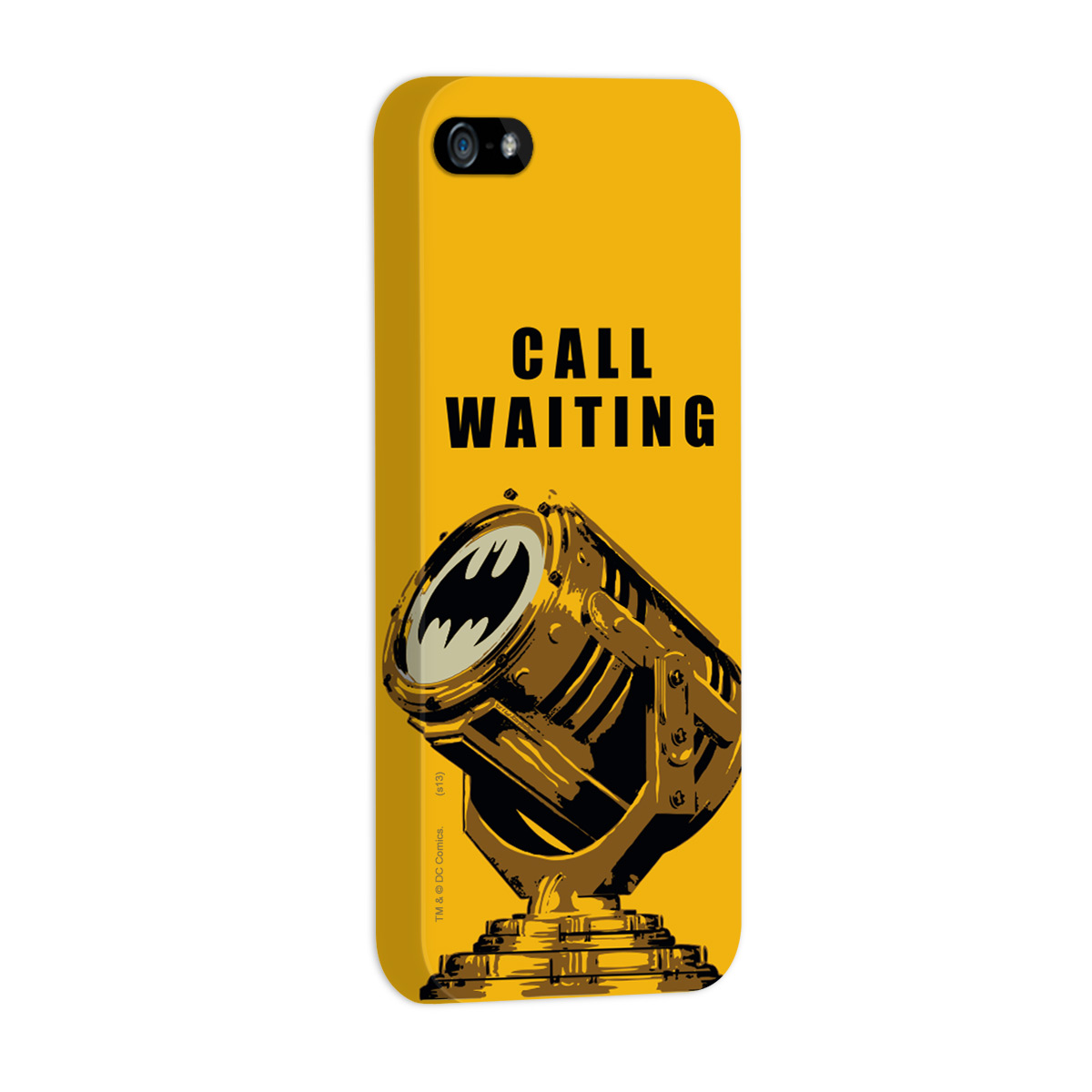 Capa de iPhone 5/5S Batman Chamada em Espera
