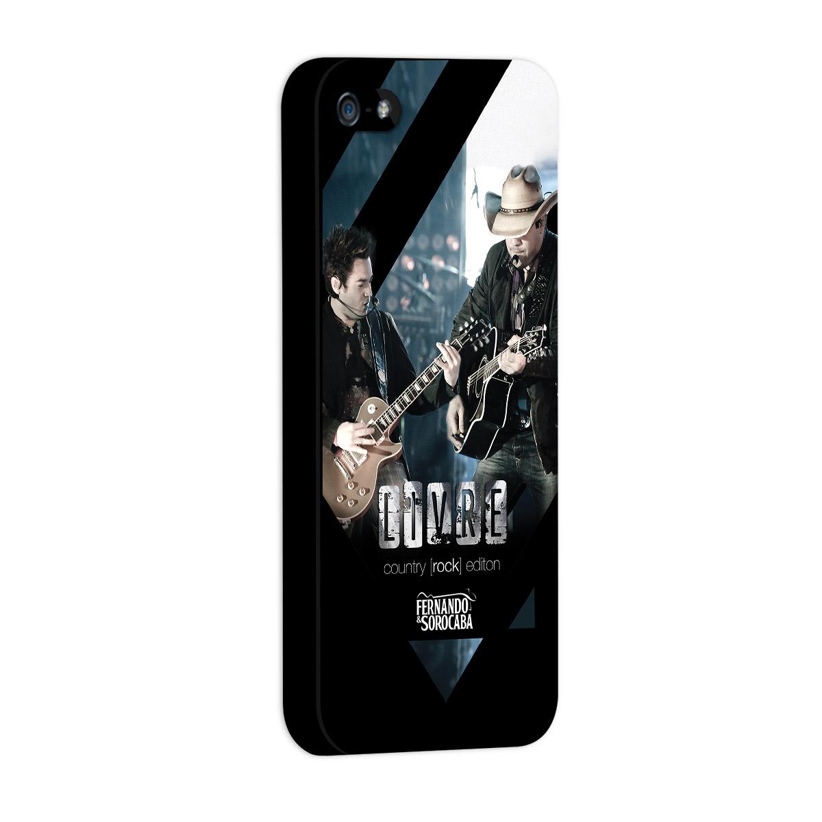 Capa de iPhone 5/5S Fernando e Sorocaba Livre Modelo 2