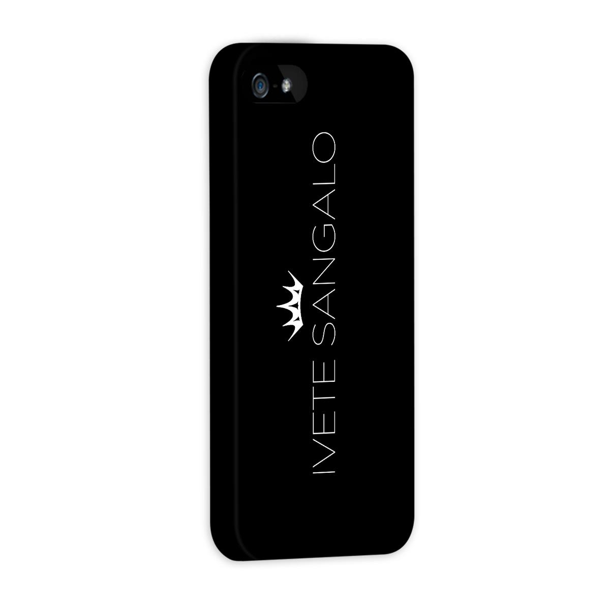 Capa de iPhone 5/5S Ivete Sangalo Logo