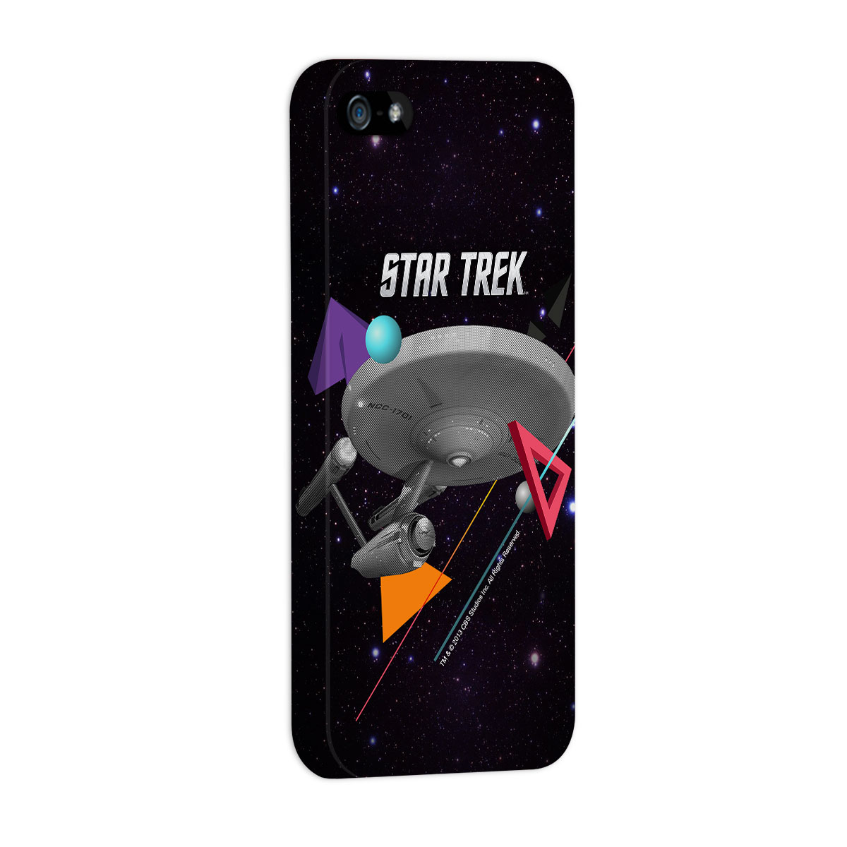 Capa de iPhone 5/5S Star Trek Enterprise