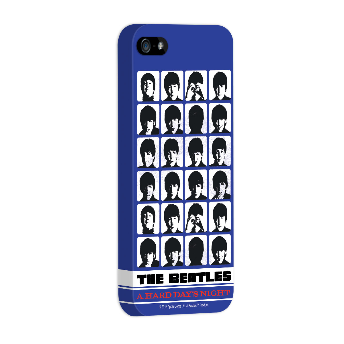 Capa de iPhone 5/5S The Beatles a Hard Day's Night
