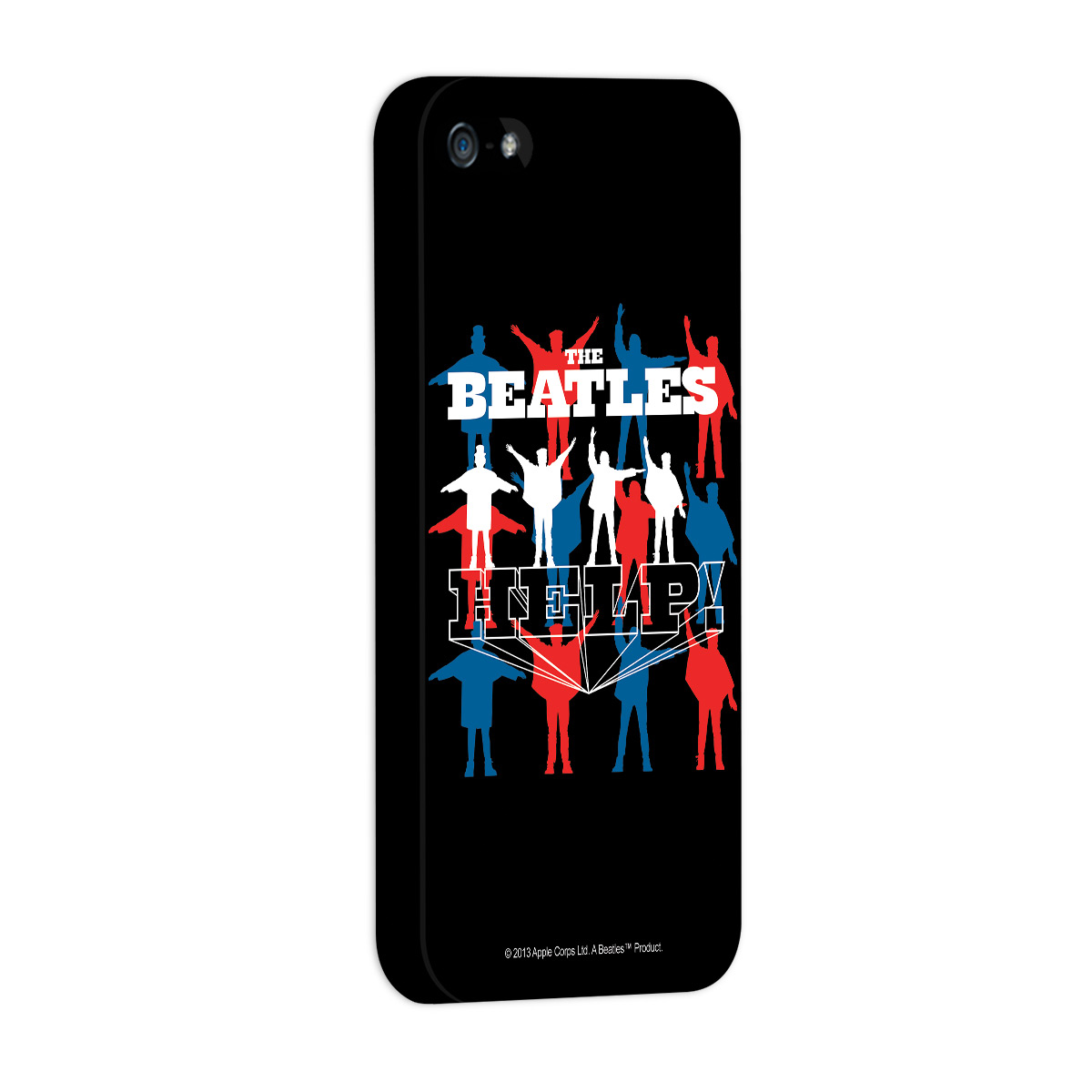 Capa de iPhone 5/5S The Beatles Help