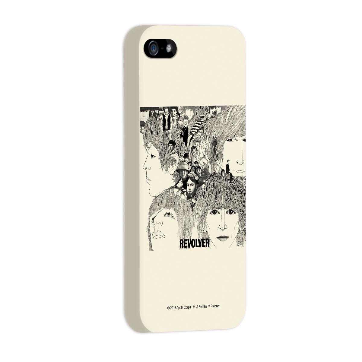 Capa de iPhone 5/5S The Beatles Revolver