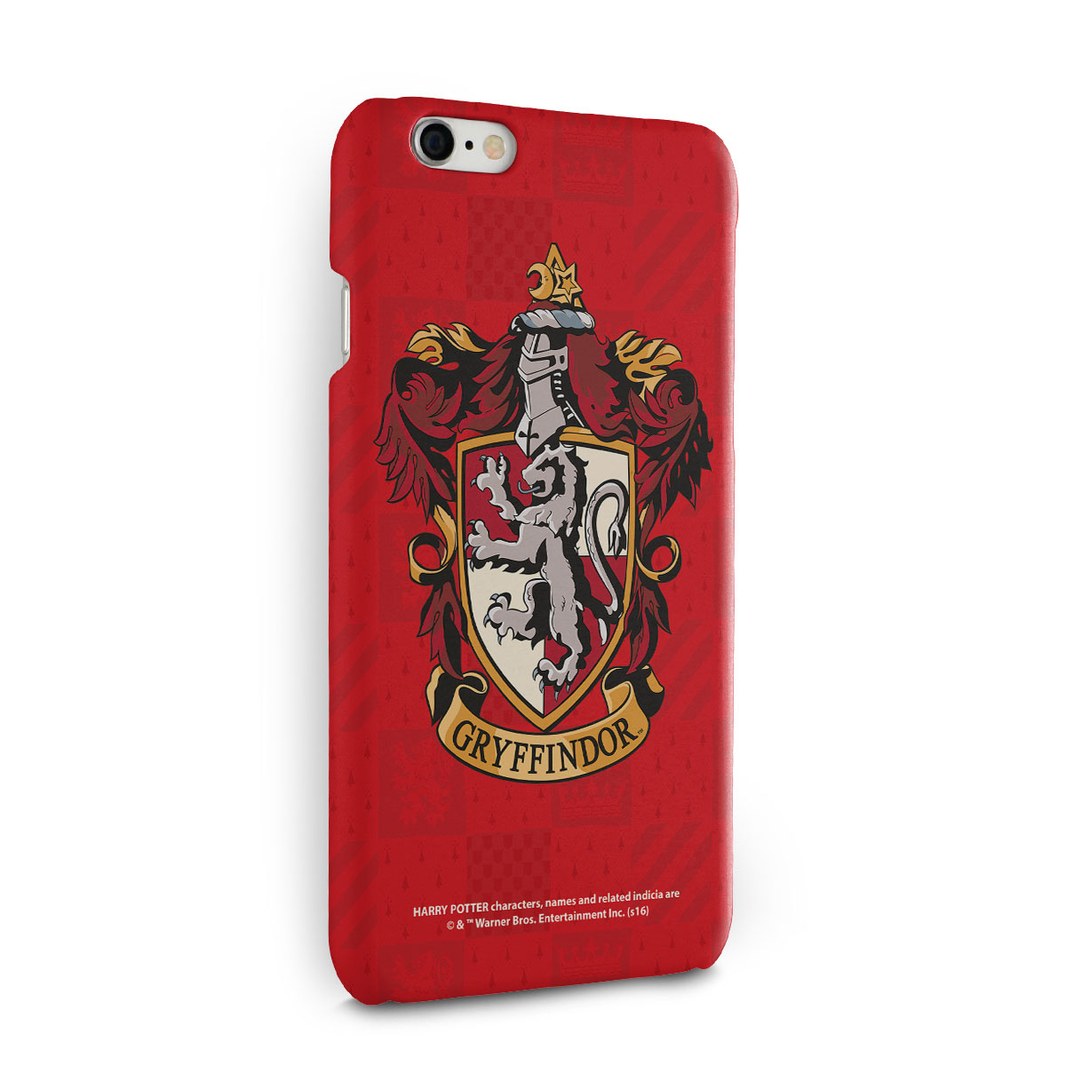Capa de iPhone 6/6S Harry Potter Gryffindor