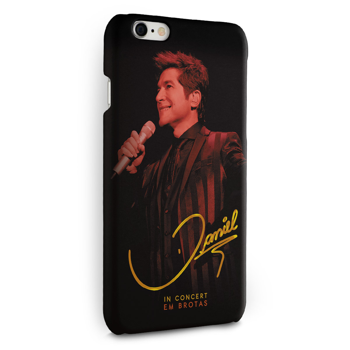 Capa de iPhone 6/6S PLUS Daniel in Concert
