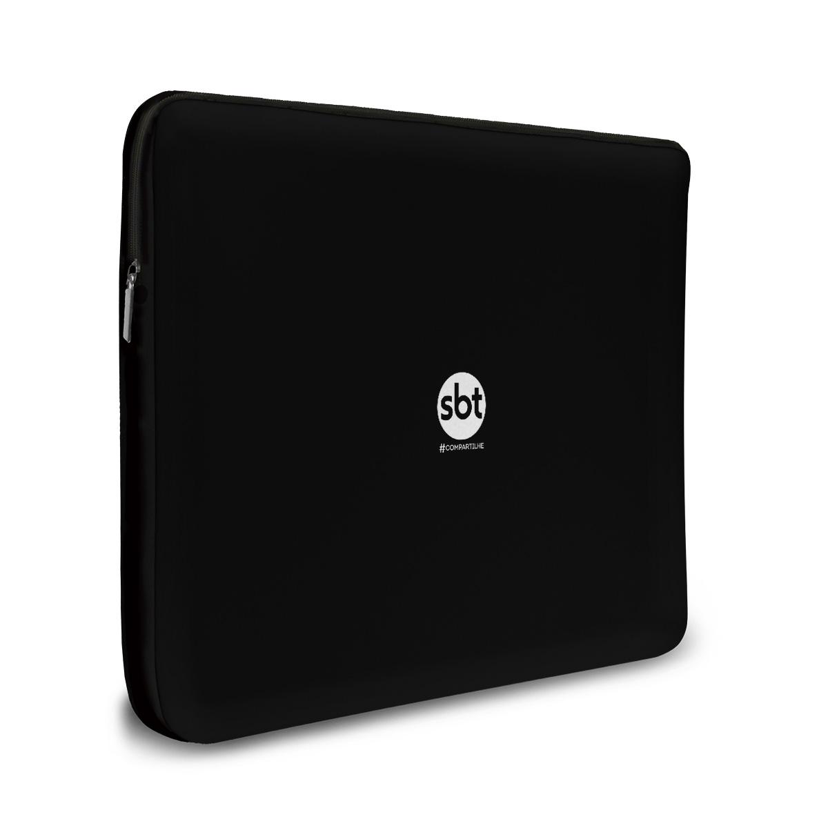 Capa de Notebook SBT Microfone