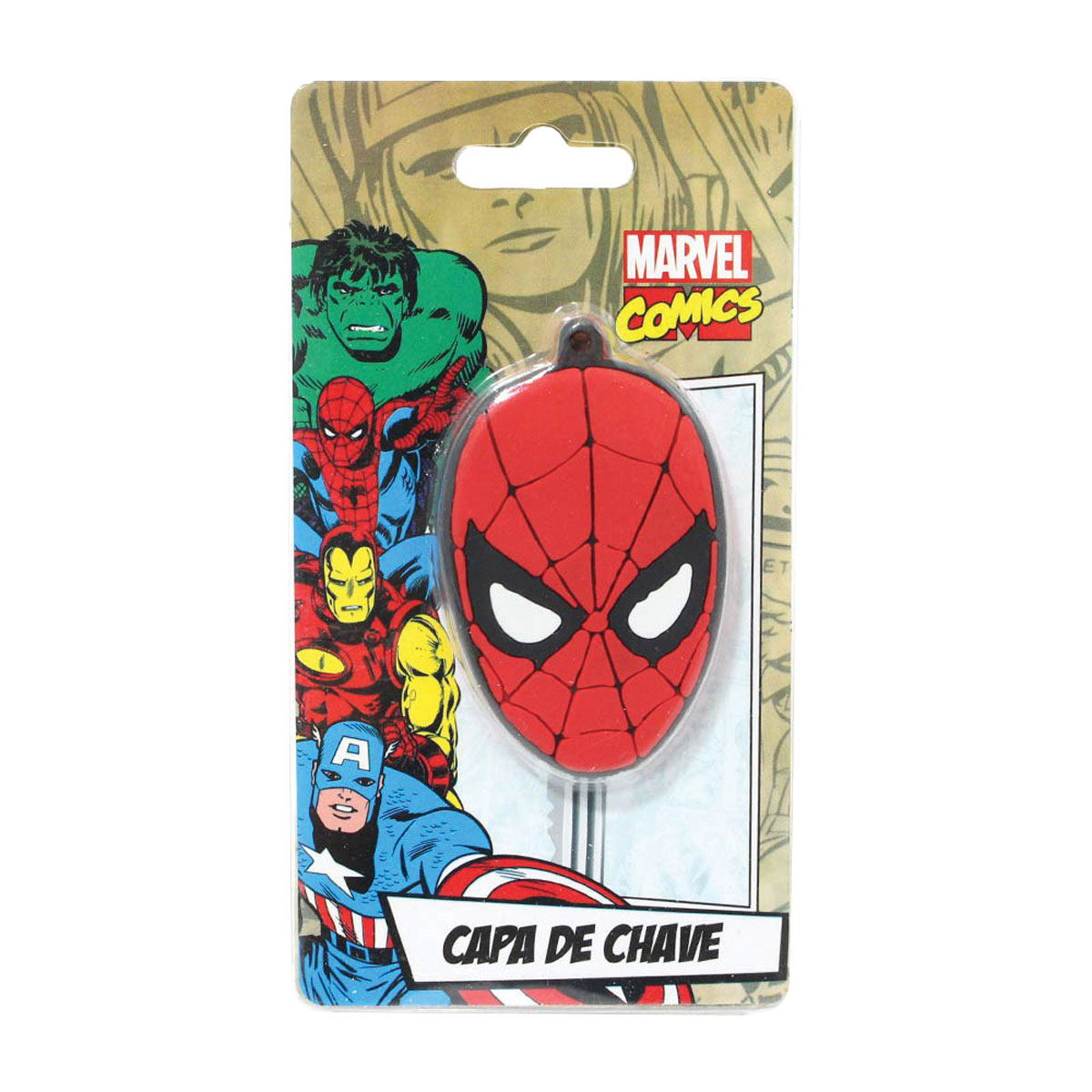 Capa para Chaves MARVEL Spider-man