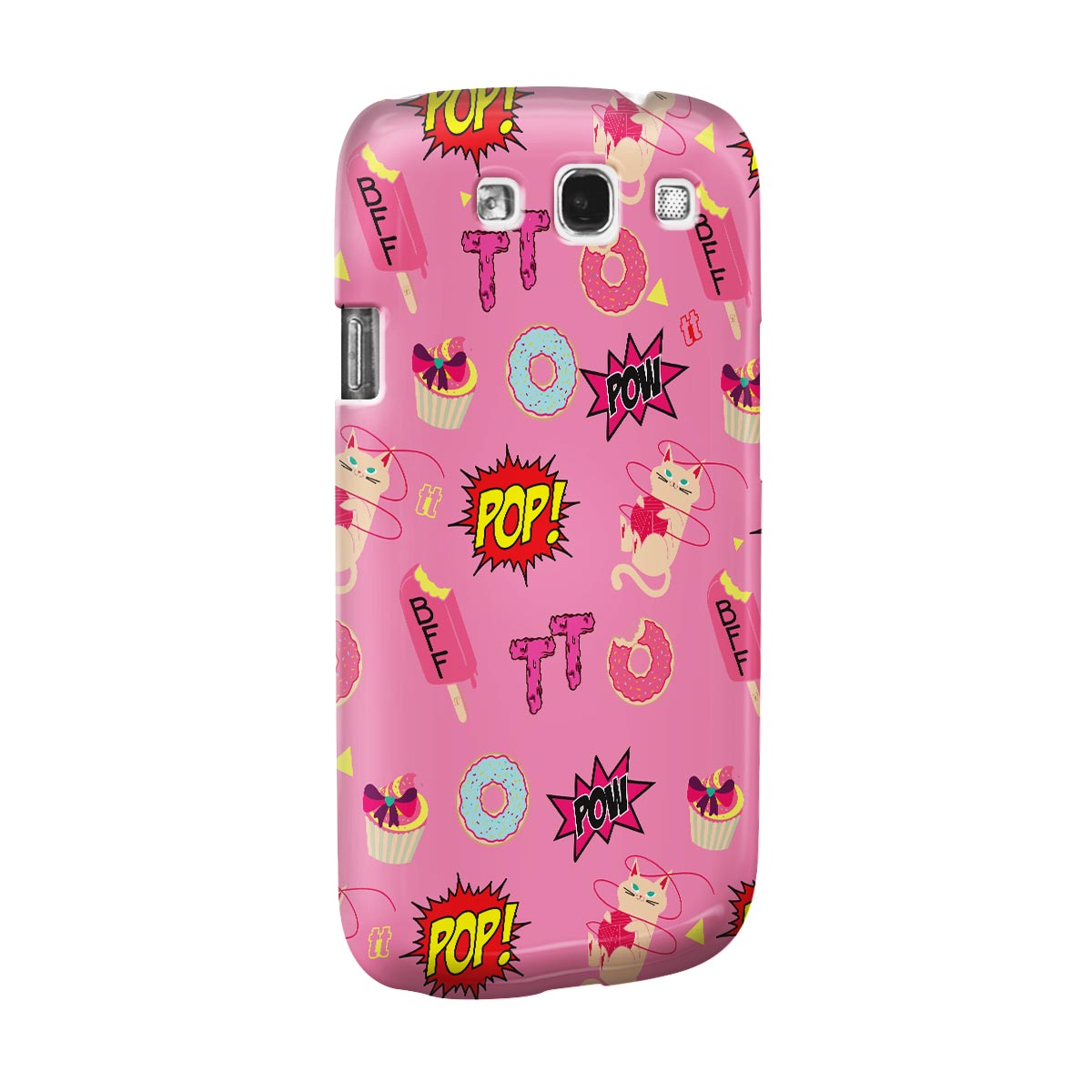 Capa para Galaxy S3 TodaTeen POP