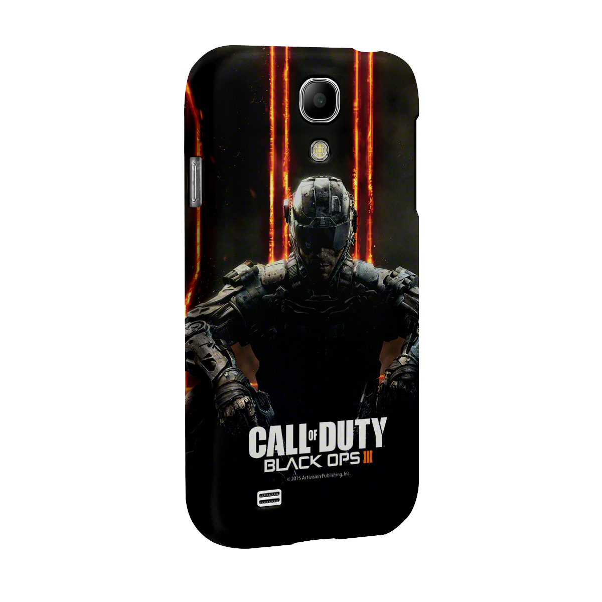 Capa para Galaxy S4 Call of Duty Soldier 2015