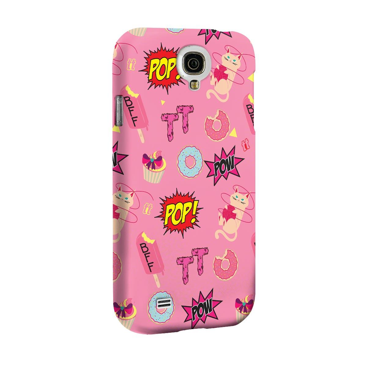 Capa para Galaxy S4 TodaTeen POP!