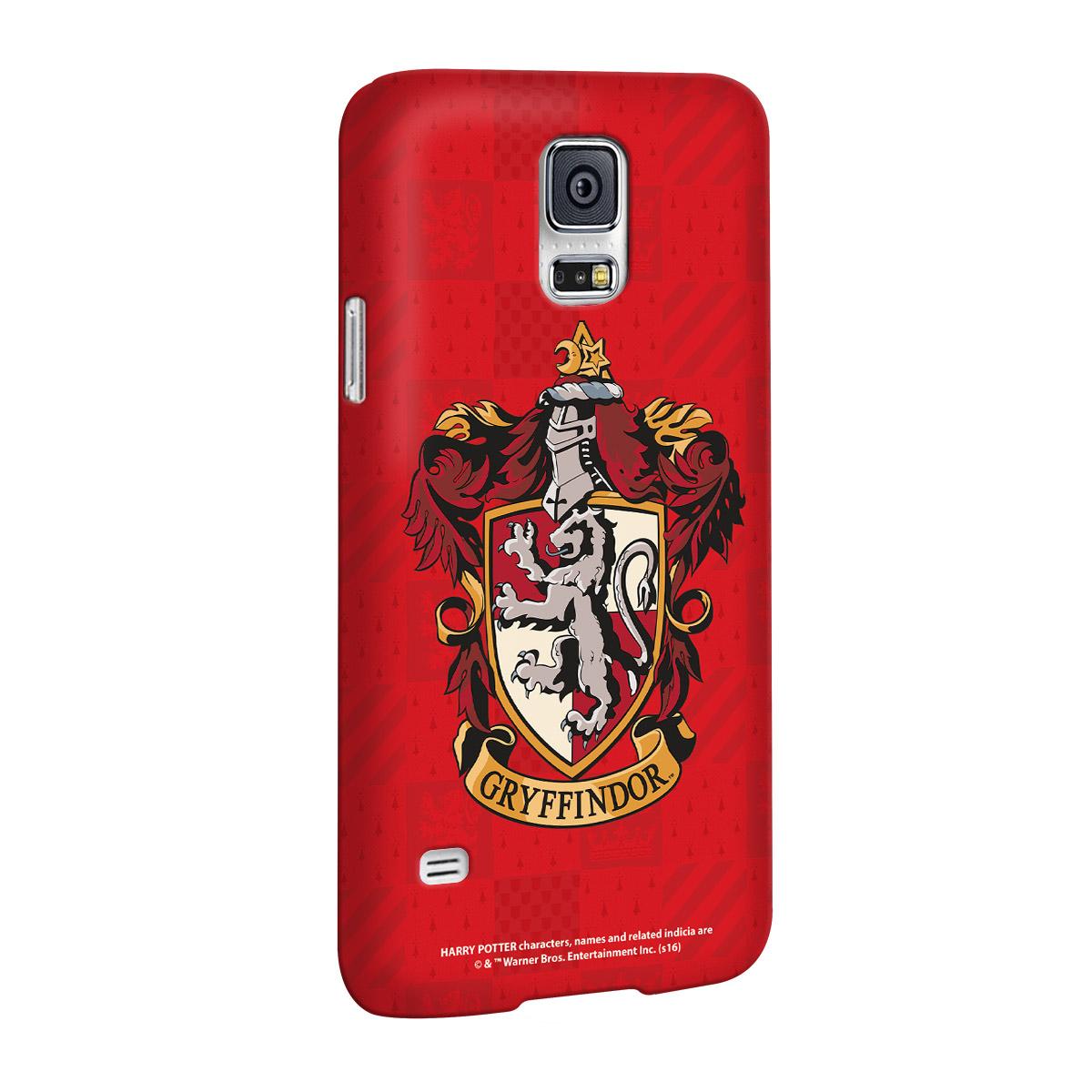 Capa para Galaxy S5 Harry Potter Gryffindor