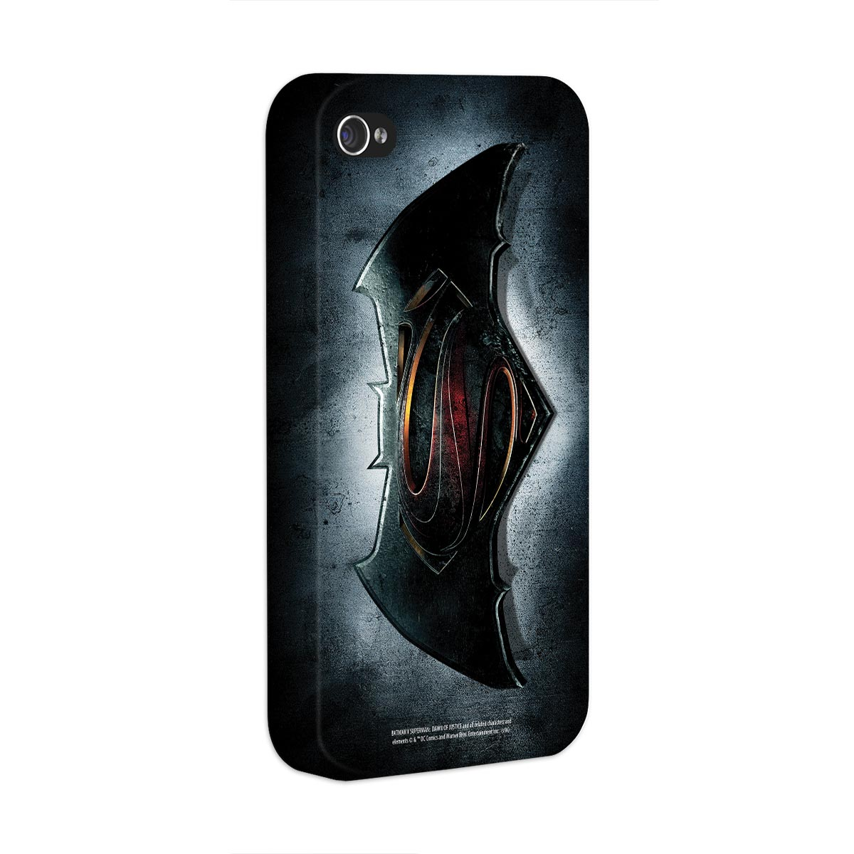 Capa para iPhone 4/4S Batman VS Superman Logo