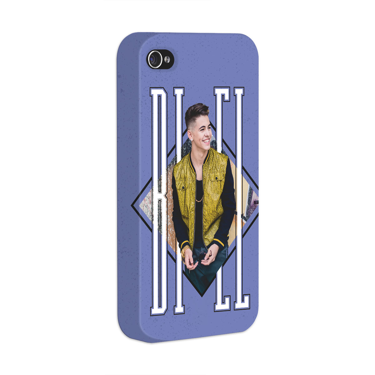 Capa para iPhone 4/4S Biel Type