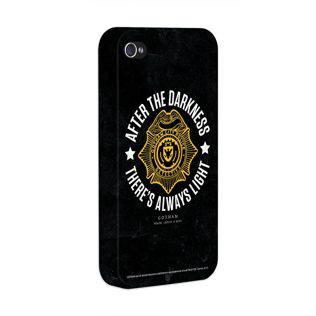 Capa para iPhone 4/4S Gotham There�s Always Light