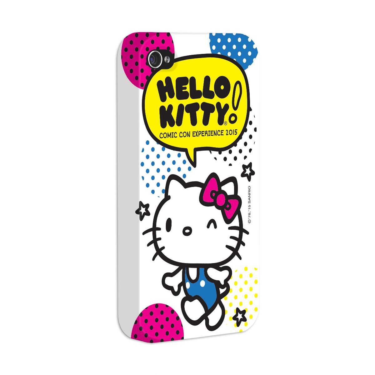 Capa para iPhone 4/4S Hello Kitty Comic Con Experience