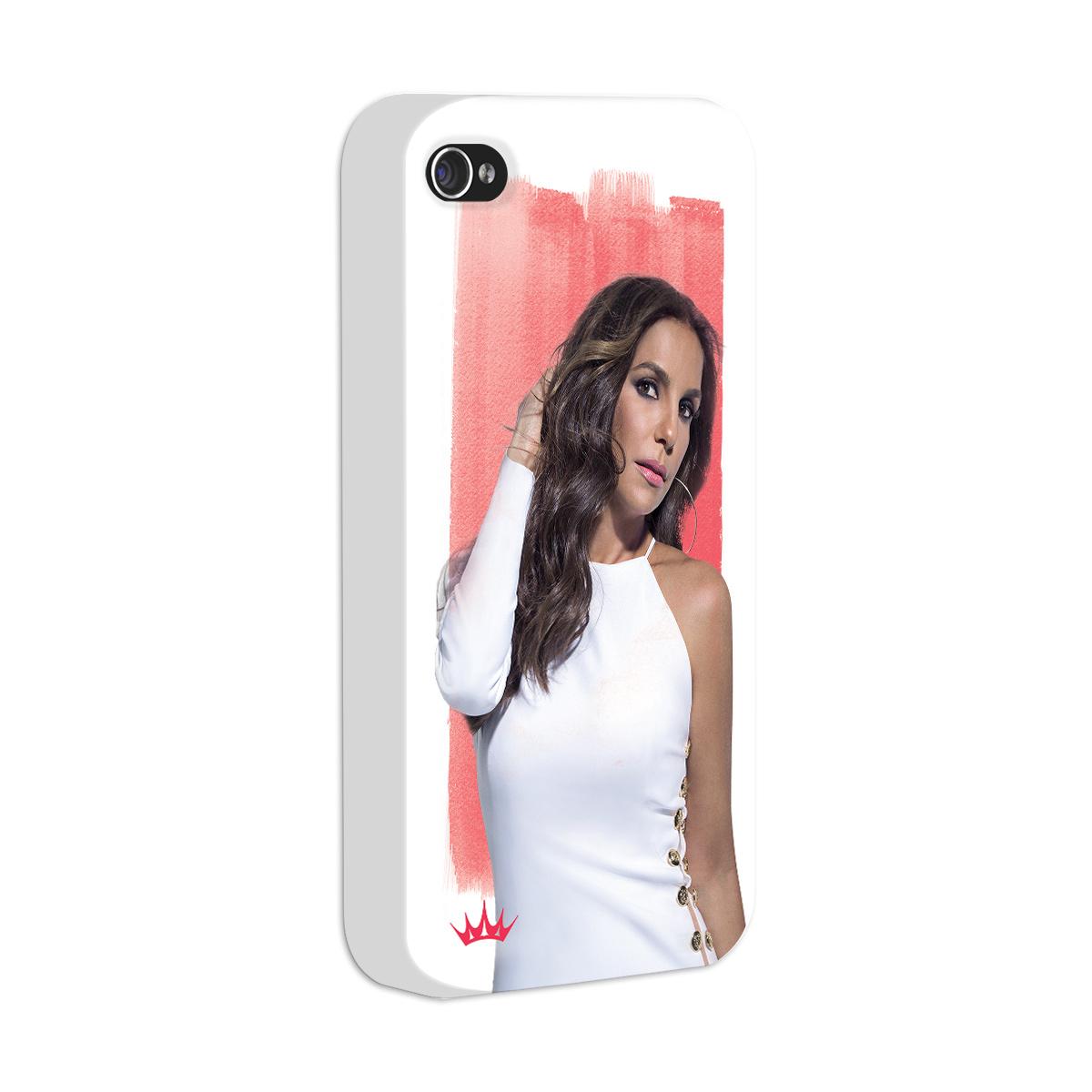 Capa para iPhone 4/4S Ivete Sangalo Musa Veveta