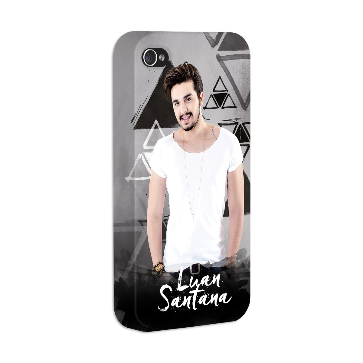 Capa para iPhone 4/4S Luan Santana Picture