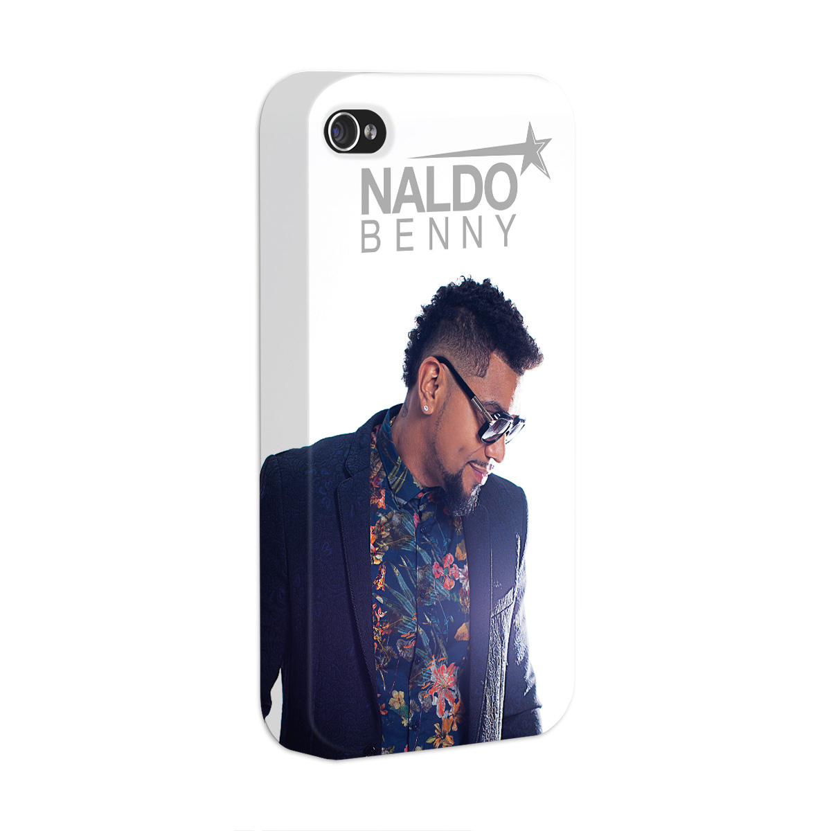 Capa para iPhone 4/4S Naldo Benny Photo