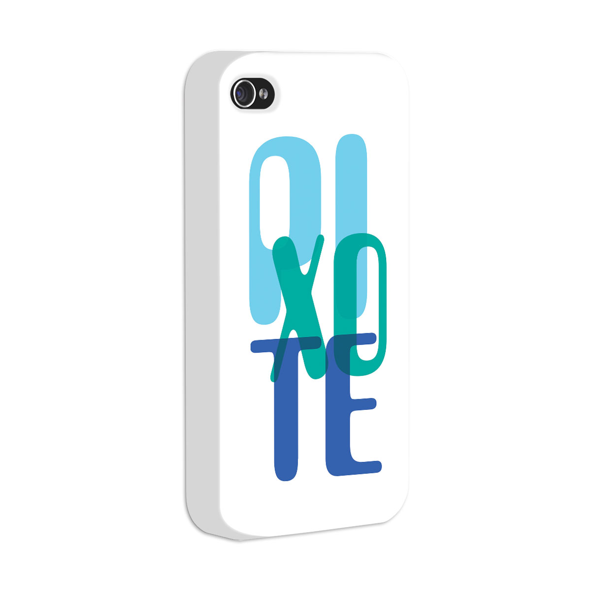 Capa para iPhone 4/4S Pixote Blue