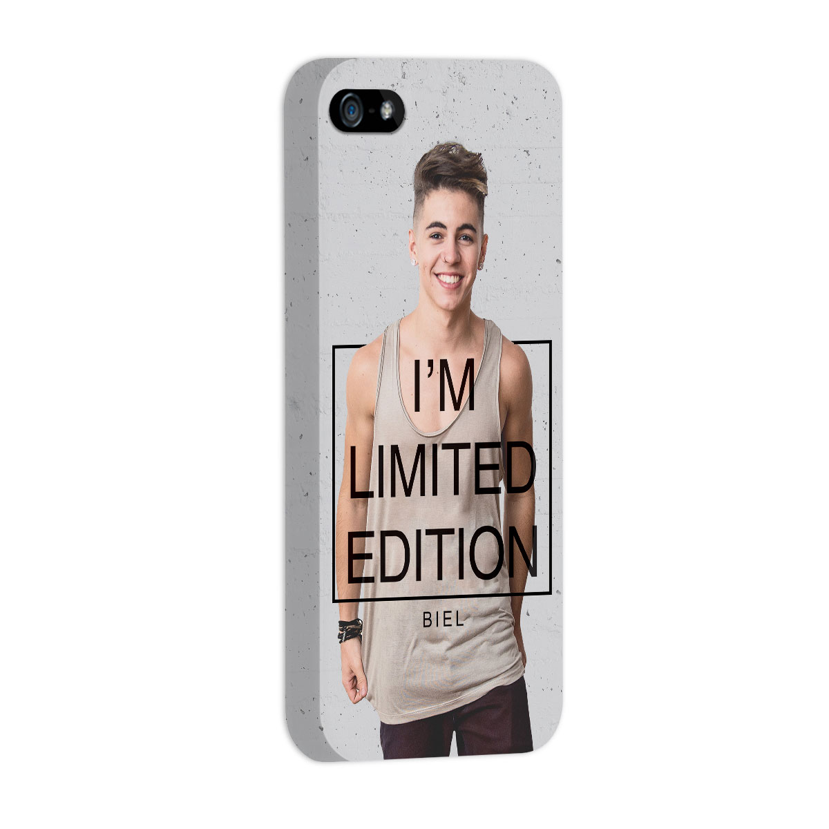 Capa para iPhone 5/5S Biel I´m Limited Edition