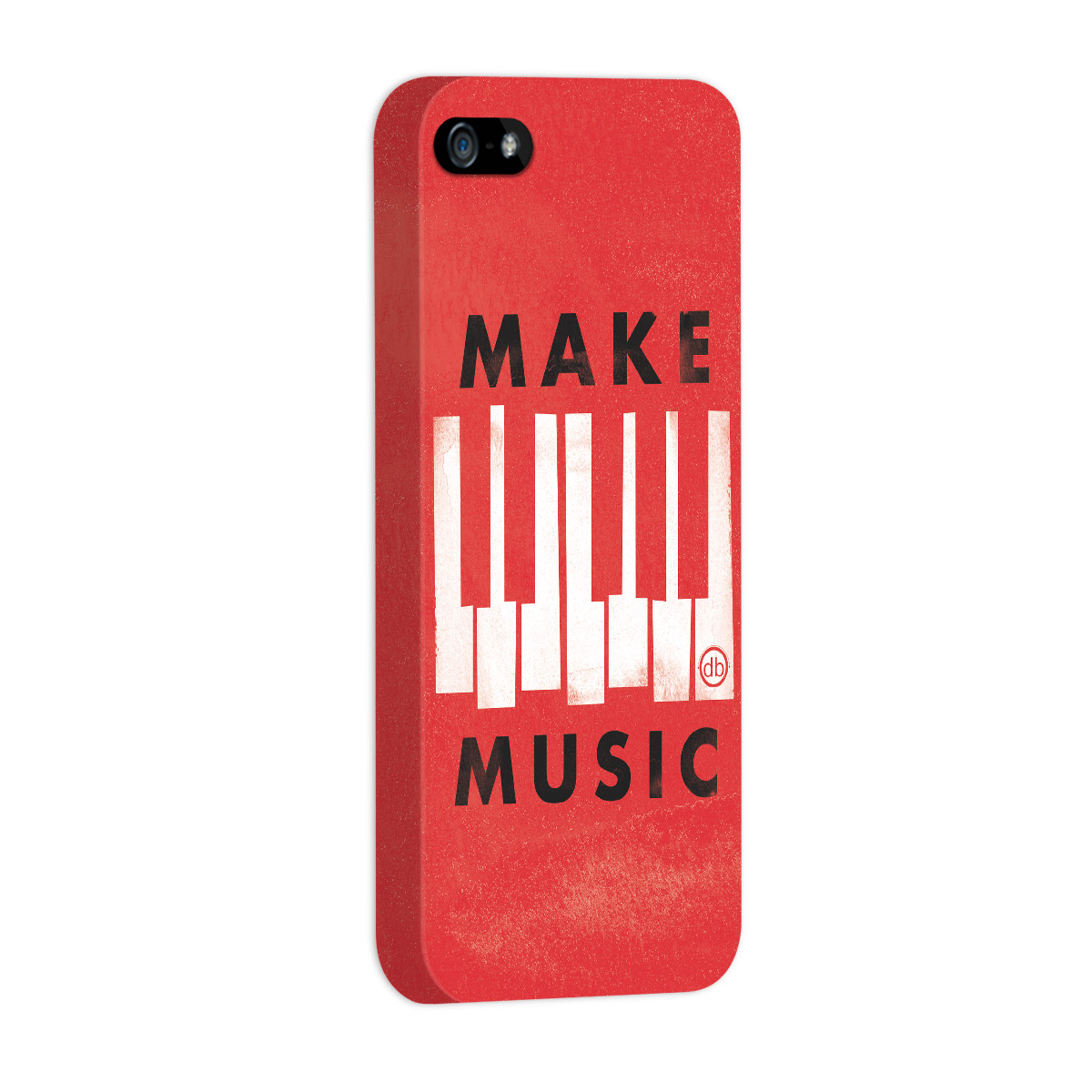 Capa para iPhone 5/5S Dudu Borges Make Music