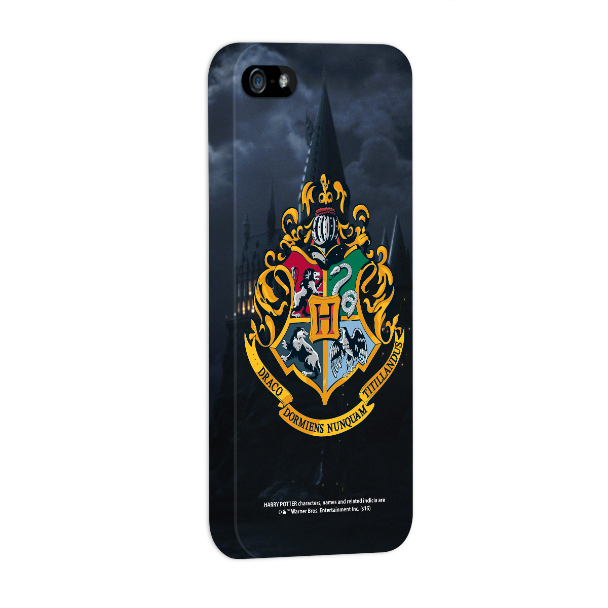 Capa Para iPhone 5/5S Harry Potter Hogwarts