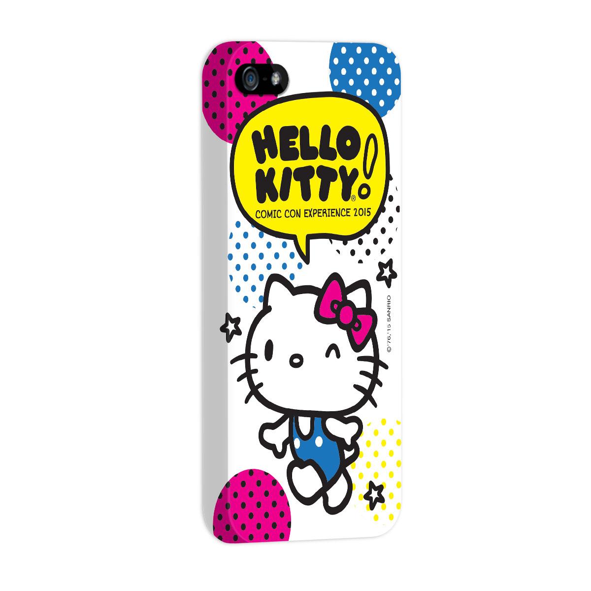 Capa para iPhone 5/5S  Hello Kitty Comic Con Experience