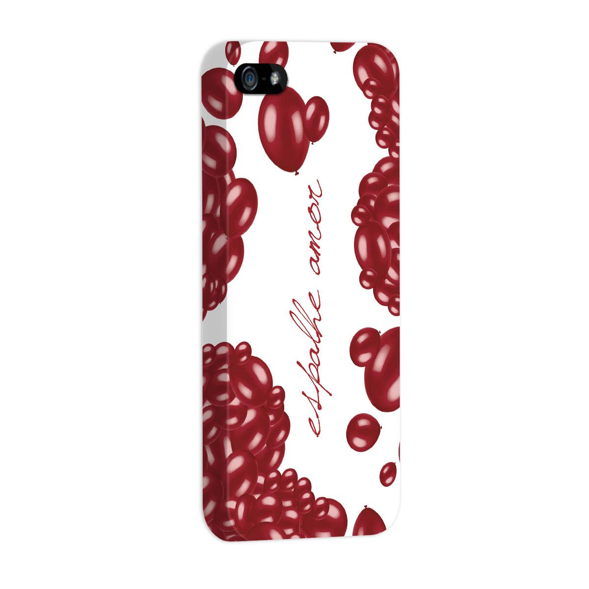 Capa para iPhone 5/5S Maria Cecília & Rodolfo Espalhe Amor