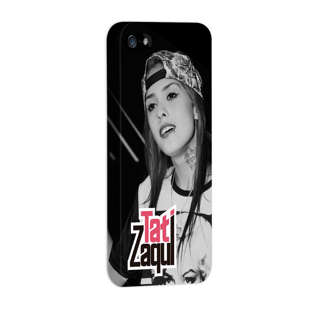 Capa para iPhone 5/5S MC Tati Zaqui Foto