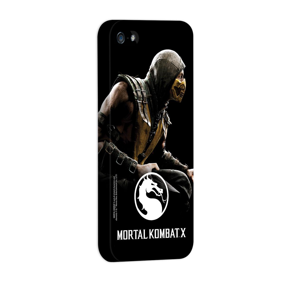 Capa para iPhone 5/5S Mortal Kombat X Capa
