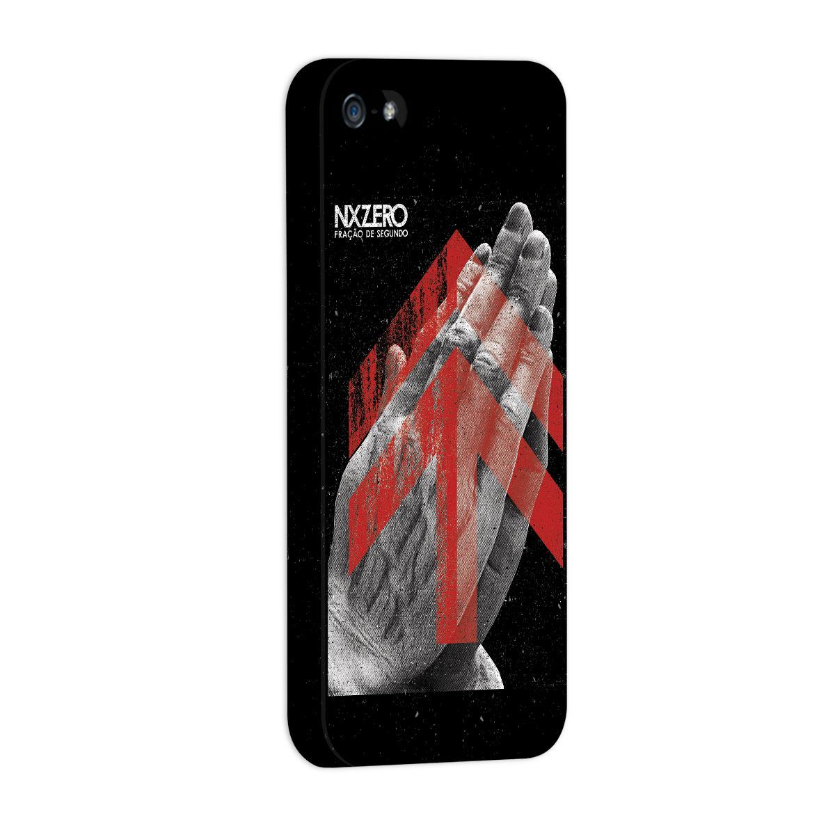 Capa para iPhone 5/5S NXZero Fração de Segundo