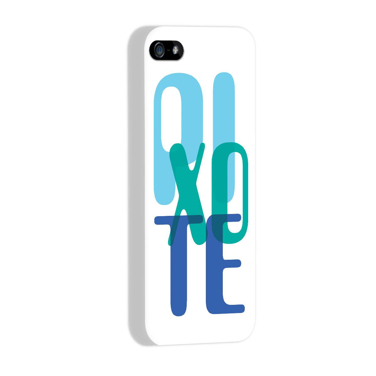 Capa para iPhone 5/5S Pixote Blue