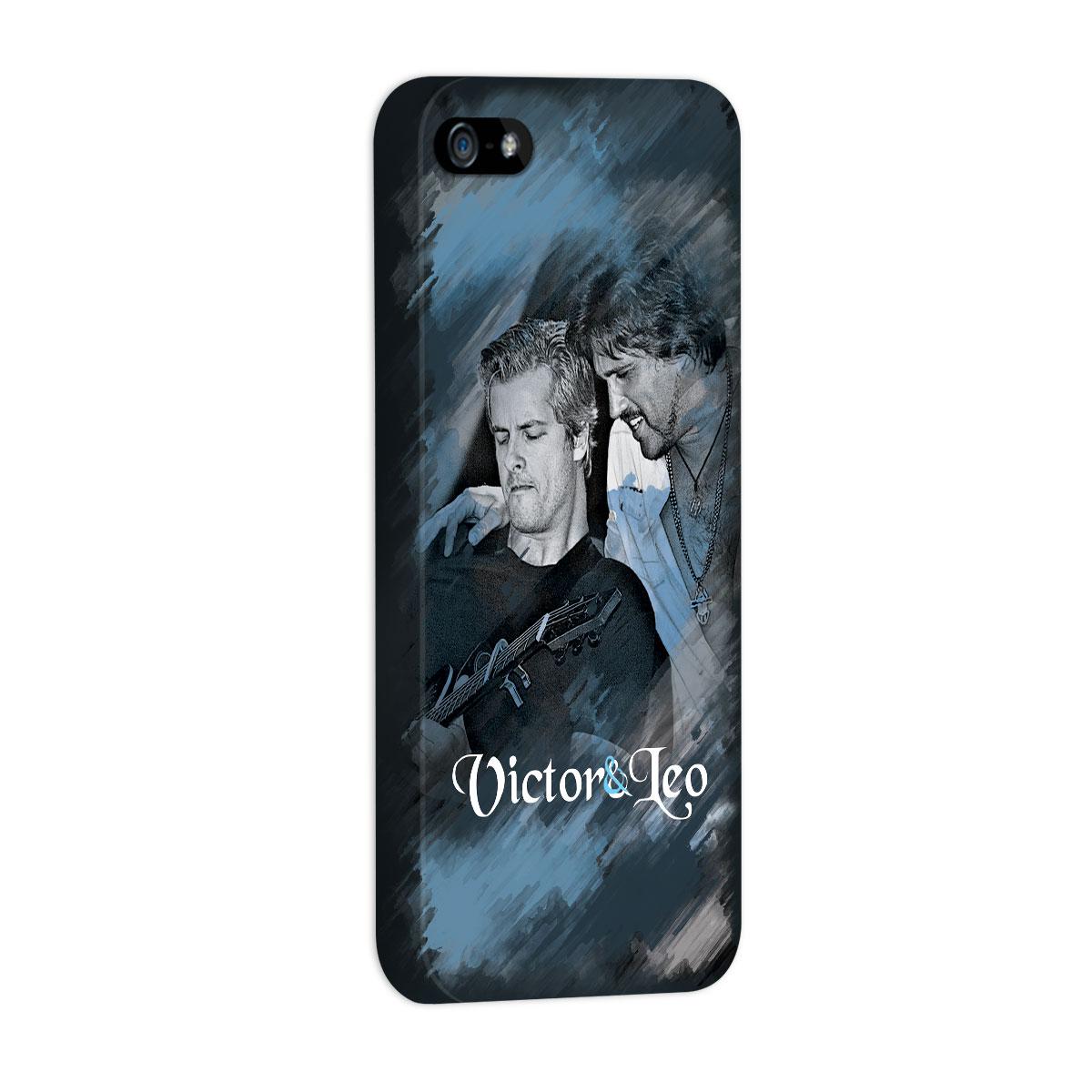 Capa para iPhone 5/5S Victor & Leo Perfil