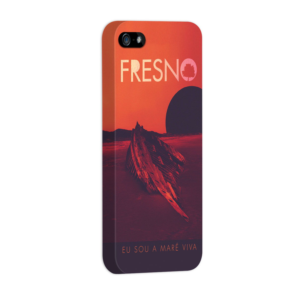 Capa de iPhone 5/5S Fresno Capa EP