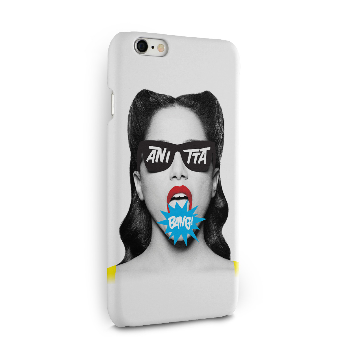 Capa para iPhone 6/6S Anitta Bang!