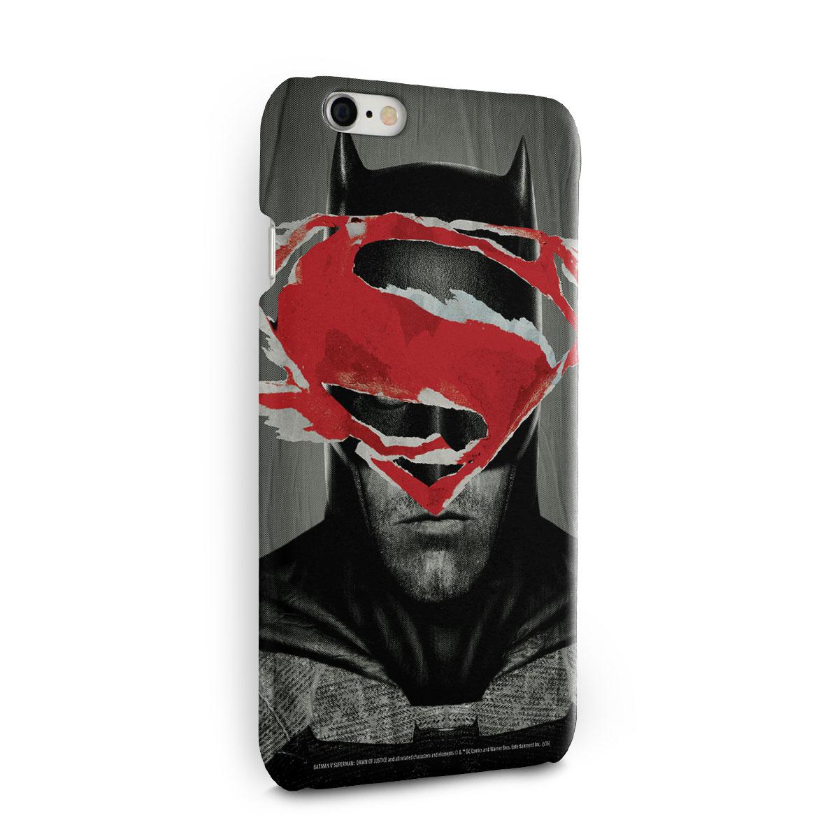 Capa para iPhone 6/6S Batman VS Superman Day VS Night