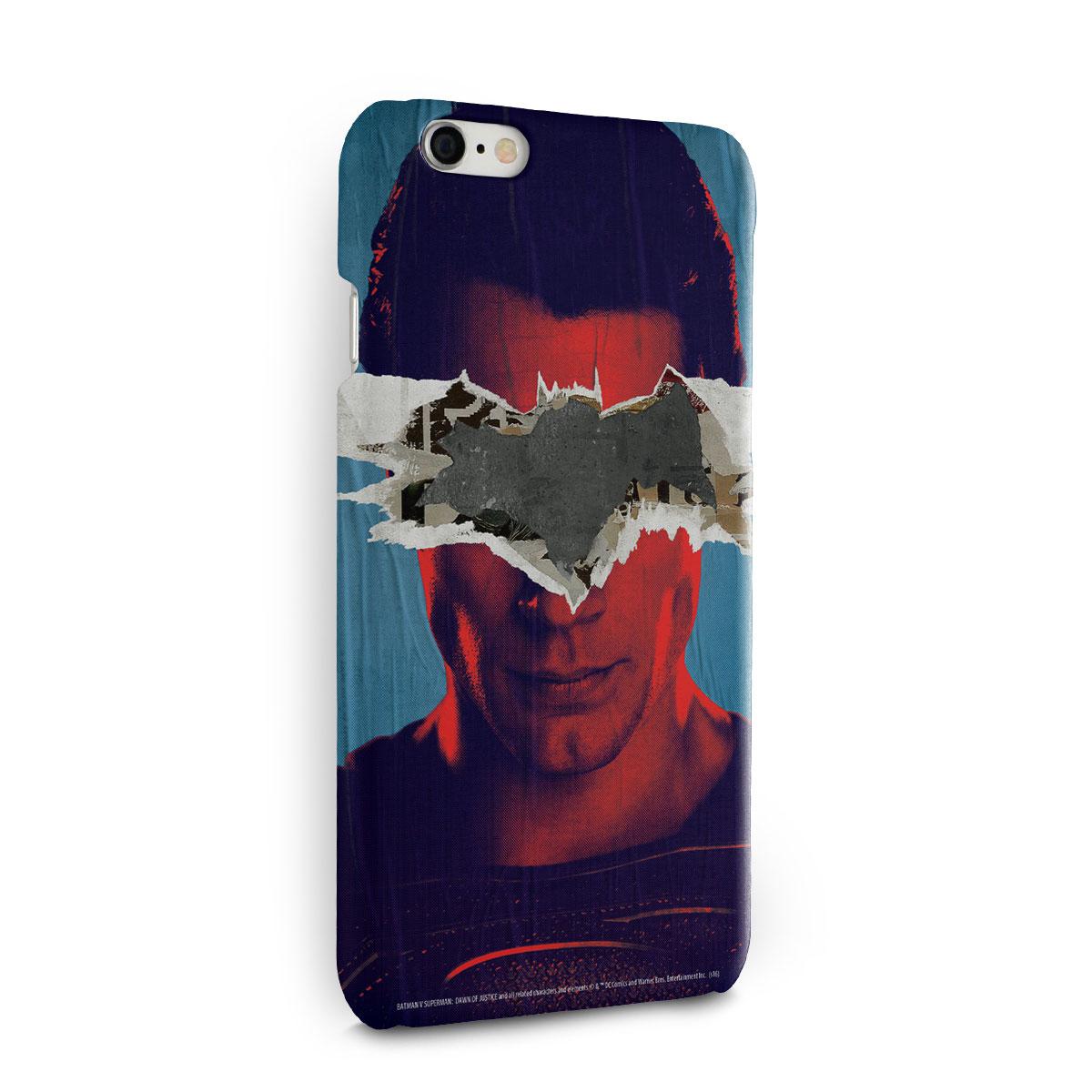 Capa para iPhone 6/6S Batman VS Superman Man VS God