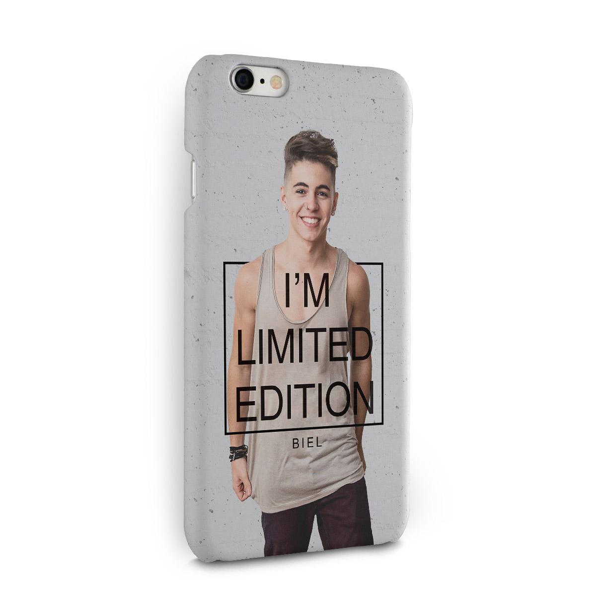 Capa para iPhone 6/6S Biel I´m Limited Edition