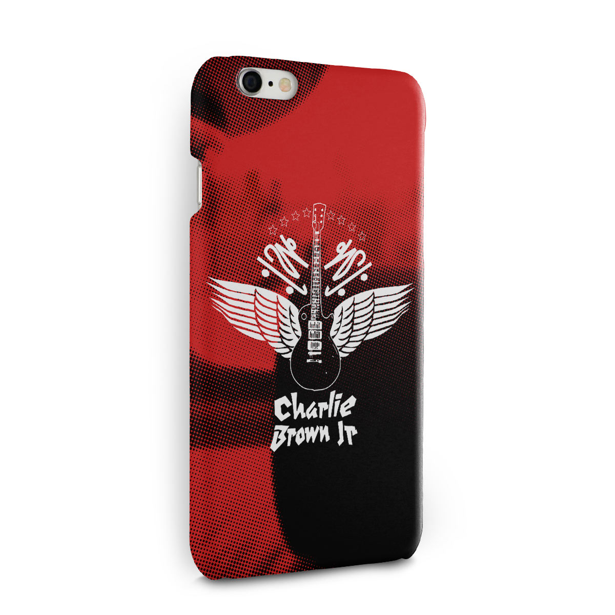 Capa para iPhone 6/6S Charlie Brown Jr. Imunidade Musical